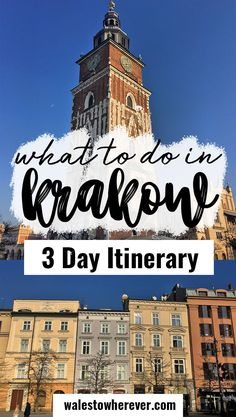 If there are two things I took away from my trip to Krakow last January it's that 1) I could win a pierogi eating competition, hands down! and 2) Weekend breaks are pretty alright.Which, coming from someone who has always preferred throwing as few things in a backpack as possible and setting off for as long as her bank account would allow, is pretty high praise. In hindsight, I wish I had more than just three days in Krakow. It's safe to say, I fell in love with the city. It was gorgeous…