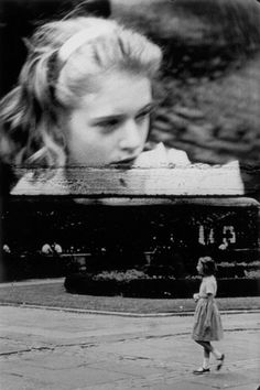 Joseph Cornell, Rudy Burckhardt. Nymphlight. 1957, MOMA