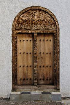 The Famous Doors of Zanzibar by MichaelCook87