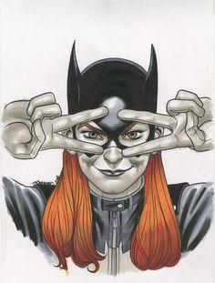 Batgirl by Joe Quinones