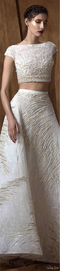 Saiid Kobeisy Spring 2016 Couture
