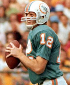 20. Bob Griese, Miami Dolphins