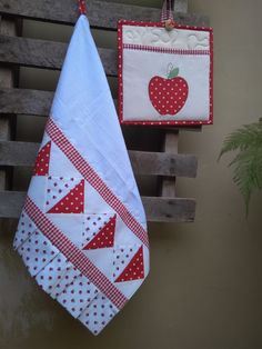 Dish Towels, Pot Holders, Couture, Quilt Patterns, Embroidery, Stitch, Sewing, Oxfords, Holiday Decor