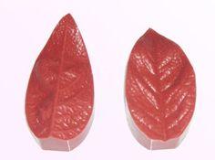 Fat Daddios Silicone Veiner Mold, Lily Leaf