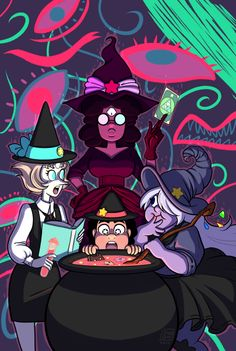 I put a spell on you, and now you're gone, gone, gone, so long!Special SU print for AWA. Limited copies. Come see me at table 1139!Happy early Halloween!
