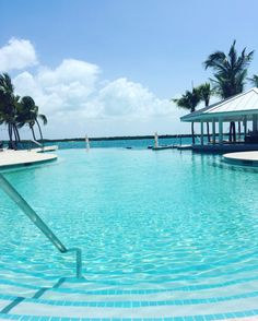 Blue Haven Resort Review Turks And Caicos The Rose Table Marina Infinity Pools