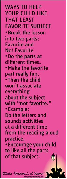 7 best homeschool foreign language images on pinterest homeschool ways to help your child like that least favorite subject lampposths fandeluxe Image collections