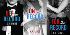 The Record Series by K A Linde - 5 Stars !!!