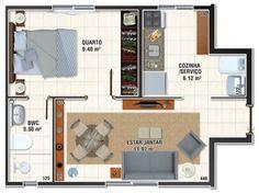 Planos De Casas - Part 2