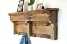 pallet wood shelving unit - Yahoo Image Search Results