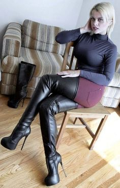 Leatherlicious.