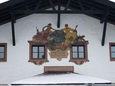 the General Patton Hotel in Garmisch, germany