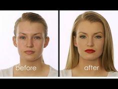 Taylor Swift RED Makeup Tutorial Video with Robert Jones