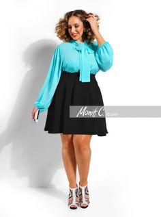 Plus Size Cocktail Dresses by Monif C. - Monif C