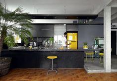 RM Arquitetura: Cinquenta tons de cinza