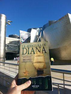 Innovación también en arquitectura y diseño, en el contenido y en el continente. ¿Sabéis en que se inspiro Frank O Gehry para diseñar el Guggenheim?. Desde Bilbao