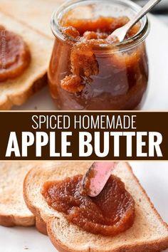 Jelly Recipes, Jam Recipes, Canning Recipes, Apple Recipes, Apple Desserts, Fruit Recipes, Recipes Dinner, Potato Recipes, Pasta Recipes