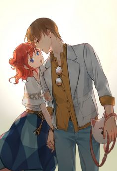 Well, I do or I wouldn't have met the pretentious and imperious man even after 8 years! Only this time… Welcome to read the whole novel ❤❤❤ Manga Couple, Anime Love Couple, Anime Couples Manga, Cute Anime Couples, Anime Guys, Anime Oc, Manga Anime, Okikagu Doujinshi, Gintama