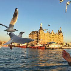 """""""Günaydınlar☕️ #istanbul"""""""