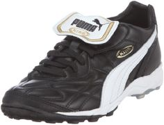 Puma King Allround TT, Herren Fußballschuhe, Schwarz (black-white-team gold 01), 39 EU (6 Herren UK) - http://on-line-kaufen.de/puma/39-eu-puma-king-allround-tt-herren-fussballschuhe