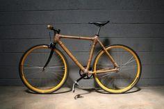 Bamboo Bike Tubes & Hemp Fiber