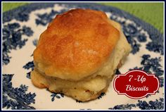 Sweet Tea and Cornbread: 7-Up Biscuits!