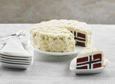 Bak 17.mai kake med Mette Blomsterberg - Inspirasjon fra Jernia