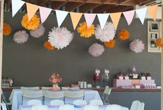 CAKE. | events + design: Search results for pink and orange princess birthday