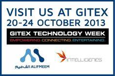 Visit Alifmeem Internet Marketing at Gitex 2013