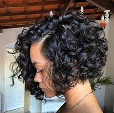 20 New Cute Short Curly Hairstyles | http://www.short-haircut.com/20-new-cute-short-curly-hairstyles.html