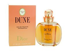 DUNE by Christian Dior Eau De Toilette Spray 1.0 oz for Women