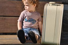 Airplane T-Shirt by Little Figs $17.50