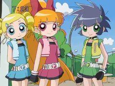 Powerpuff Girls Z Anime