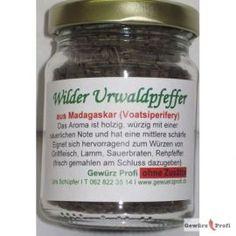 Urwaldpfeffer aus Madagaskar (ökologischer Anbau)...19.80