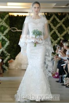 The Most Ridiculously Amazing Wedding Dresses from Bridal Market This Season, Part (These Dresses Will Give You Chills! Wedding Dress With Veil, Amazing Wedding Dress, Tulle Wedding, Cheap Wedding Dress, Wedding Gowns, Disney Wedding Dresses, Wedding Dresses Photos, Wedding Dress Styles, Designer Wedding Dresses
