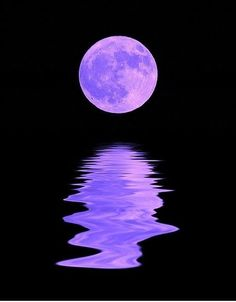Purple and Blue Aesthetic