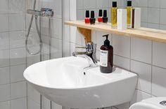 Ванная комната // Скандинавский стиль