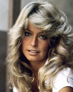 Farrah Fawcett from our website Charlie's Angels -