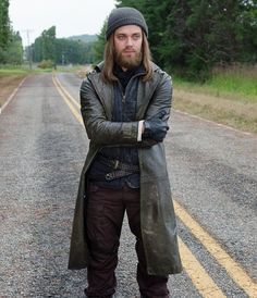 Walking Dead Paul Jesus Rovia Coat