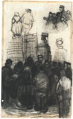 Image result for van gogh drawings