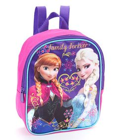 Another great find on #zulily! Frozen Mini Backpack by Global Design #zulilyfinds - ordered 7/7