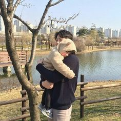 Discovered by ❥ mımı. Find images and videos about baby, ulzzang and dad on We Heart It - the app to get lost in what you love.