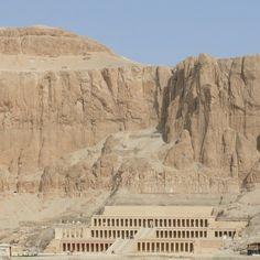 Egito - Hatshepsut Temple
