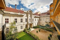 Mamaison Suite Hotel Pachtuv Palace, Prague. Rated 9.6