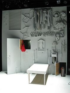 Deb O set, environment & costume designer - Expatriate
