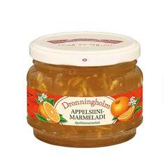 Dronningholm Appelsiinimarmeladi 330 g - Saarioinen