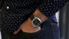 Panerai Luminor Marina Automatic | Crown & Caliber Hot Minute with a Watch