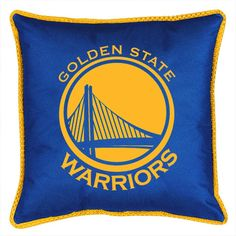 Use this Exclusive coupon code: PINFIVE to receive an additional 5% off the Golden State Warriors NBA Sidelines Toss Pillow at SportsFansPlus.com