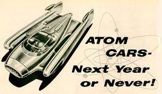 Atomic Concept 1950's