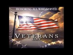 Happy Veteran's Day! - Holley Jacobs Internet Marketing Please see my newest video as we celebrate Veteran's Day. Please leave comments and thoughts in remembrance of those who fought for our country and sacrificed to bring us the freedom we so desperately should be thankful for. Happy Veteran's Day! Regards, ~ Holley Jacobs #VeteransDay #holiday #celebrate